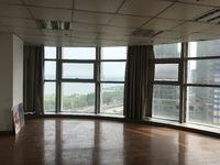 宛陵湖畔 星隆国际写字楼 办公装修 朝向宛陵湖 采光视野好