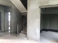 碧桂园别墅出售 产证228.68平方 实际300多 上下三层 纯毛坯 满五唯一