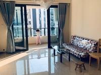 出租恒大 翡翠华庭3室1厅1卫94平米1700元/月住宅