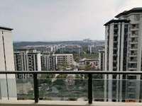 出租恒大 翡翠华庭3室1厅1卫92平米1600元/月住宅