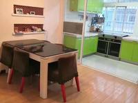 518丽都文华 市中心地段 三室二厅 家里青丝 拎包入住 含物业费和宽带费